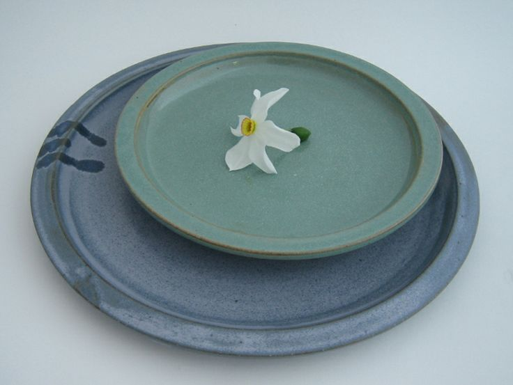 Stoneware plates - Scintilla Demi