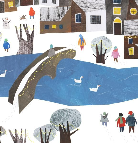 A Cotswold Christmas - A CultureLabel Exclusive, Clover Robin - CultureLabel - 2