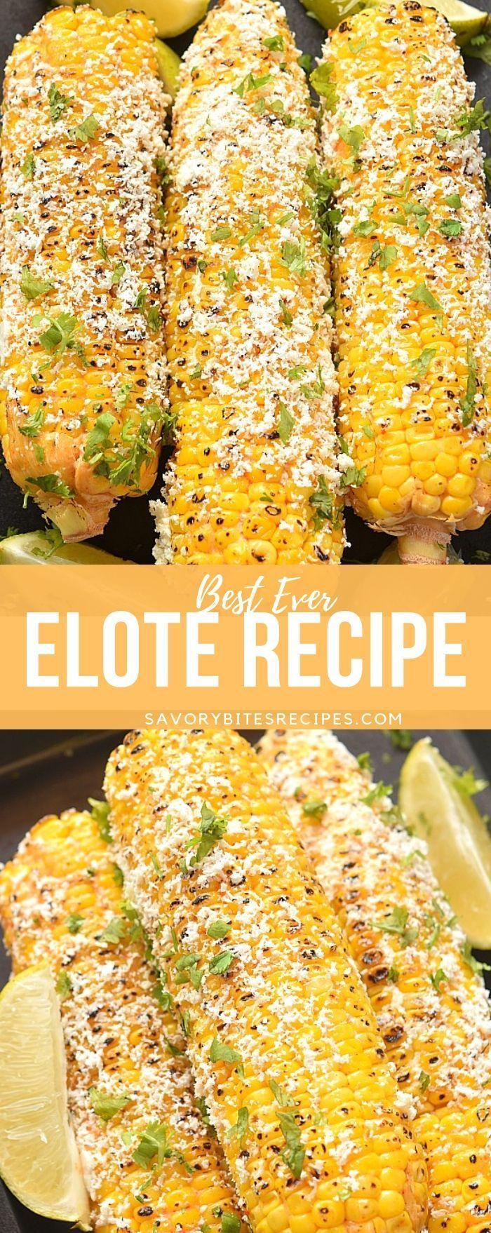 Recipe Elote