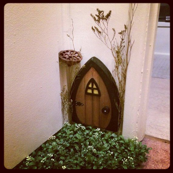 Best 25 gnome door ideas on pinterest fairy garden pots for The faerie door