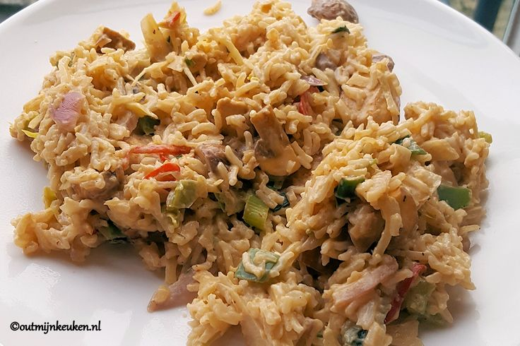 Tom Kha Kai is een Thais soepgerecht met kip (kai). Ik heb er een eigen draai aan gegeven door er een hoofdgerecht van te maken.