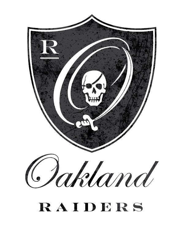 Oakland Raiders | We Wish These Awesome NFL Logos Were Real
