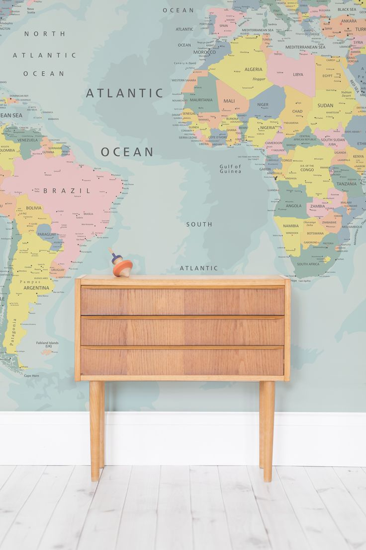 best 25 world wallpaper ideas on pinterest world map wall map this world map wall mural is set in a beautiful pastel tone creating a relaxing tone for both playrooms and bedrooms