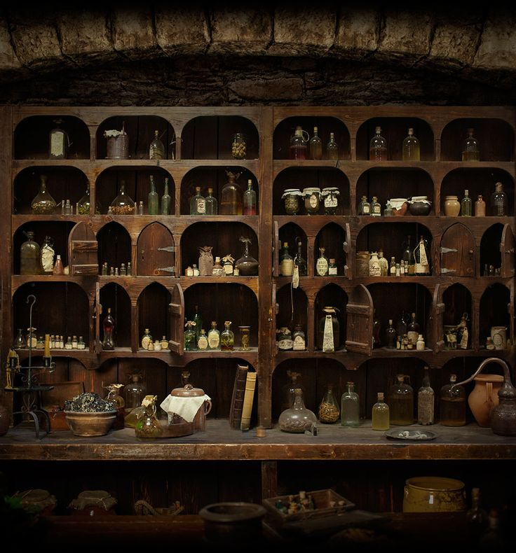 Discover the herbs and remedies that Claire used to treat 18th century ailments.