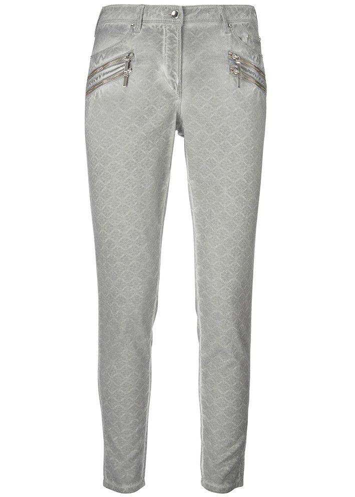 Gustav Bukser grå 18028 5-pocket Pants grey – acorns