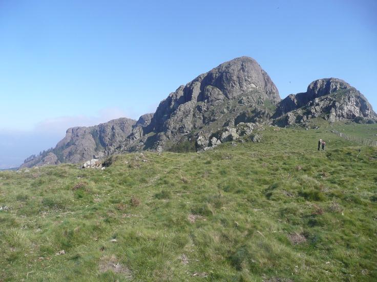 Aia's cliffs