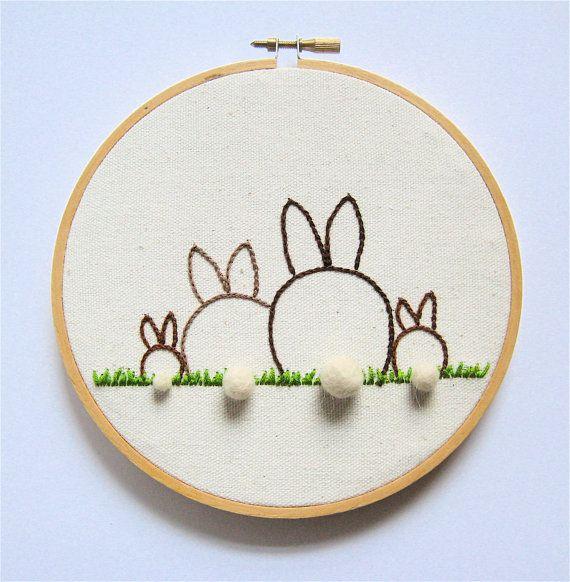 Portraits de lapins !
