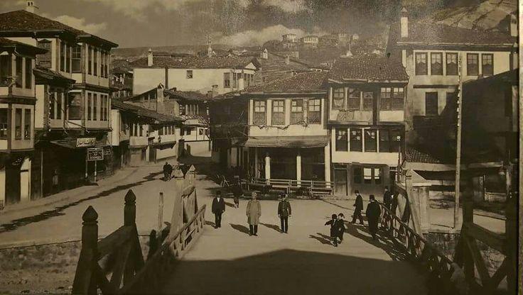 1928 KASTAMONU   CUMHURİYET MEYDANI