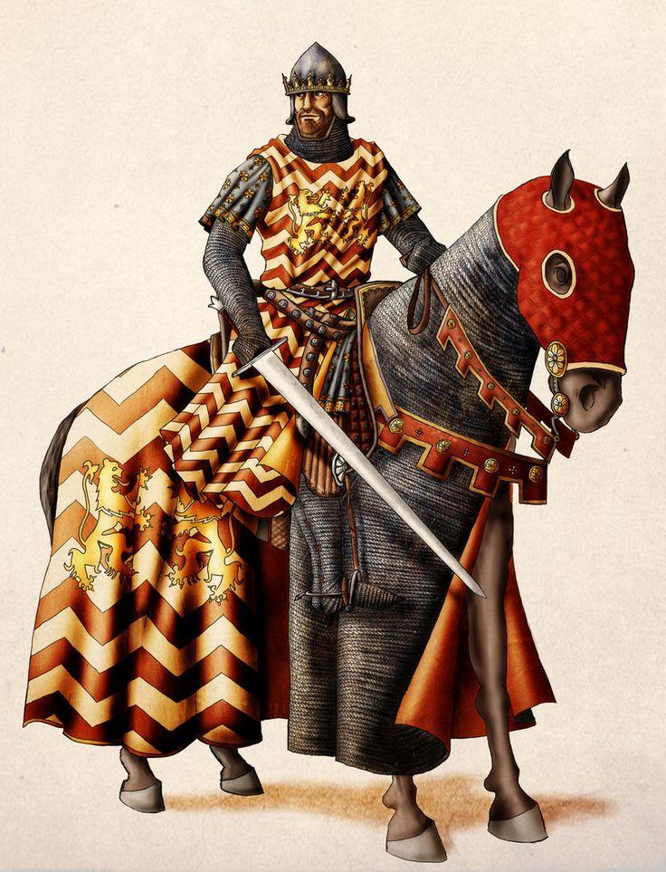 Картинки средневековый рыцарь