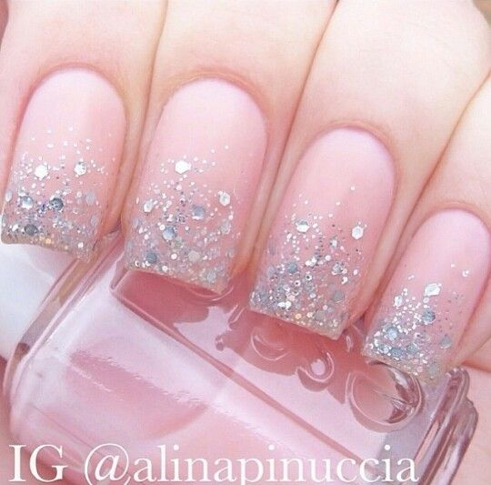 gel nails too cute perfect for grad