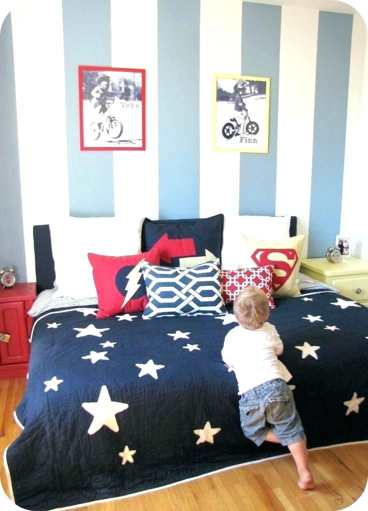 Little Boy Room Ideas Best Toddler Boy Cool Bedrooms For Boys Boys Bedroom Decor Bedroom Red