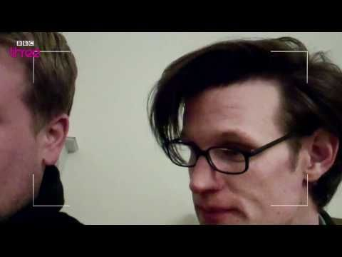 Up late with James Corden and Matt Smith - Doctor Who Confidential - Series 6 - BBC Three