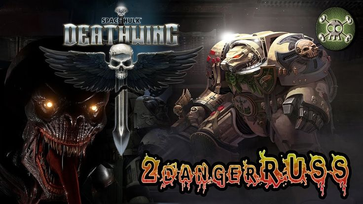 Space hulk Death wing, I allways wanted to be a Terminator.