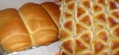 A Massa Econômica para Pães e Salgados Assados rende até 6 pães grandes e centenas de salgados. Experimente você também obtenha pães e salgados de qualidad