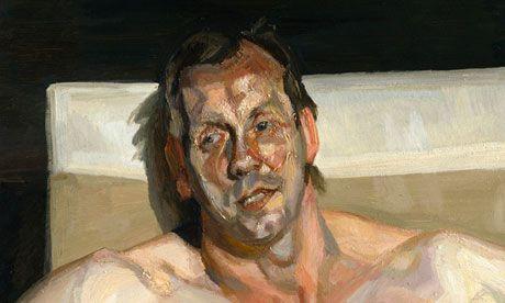 Best art exhibitions of 2012, No 1 – Lucian Freud Portraits