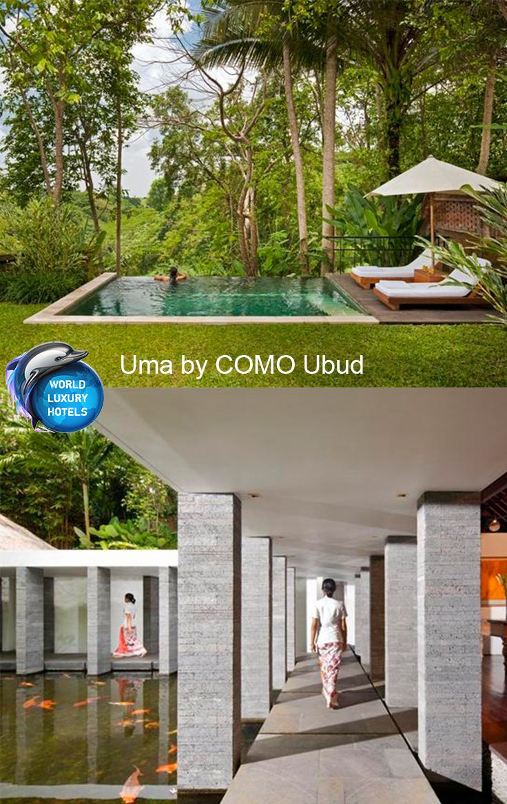 Uma By Como Ubud Hotel Resort Bali