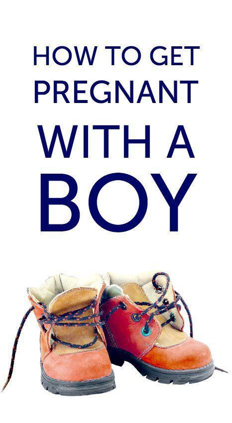 Tips, timing and other ideas for how to get pregnant with a boy