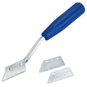 Qep 10012 Professional Carbide Grout Saw  Not exciting but either is re-doing a bathroom...