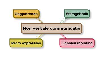 non-verbale comunicatie