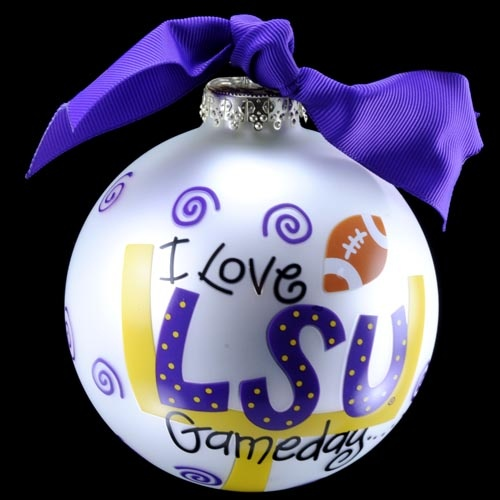 42 best LSU Christmas Ideas images on Pinterest | Christmas ideas ...