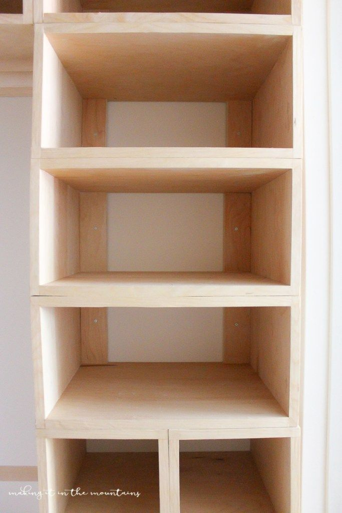 This Brilliant Diy Custom Closet Organizer Is Not Only Easy To Build But Makes Creating Your Own Configuration Both Simple And Affordable