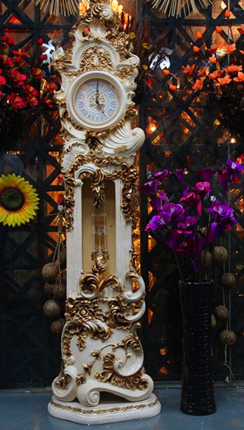 Lai Sheng aito eurooppalainen korkealaatuista taidetta klassisen isoisä kello olohuoneen lattia kello heiluri hotelli erityistä of-in Arm ulkoiluun peräisin Naisten Vaatetus on Aliexpress.com   Alibaba Group