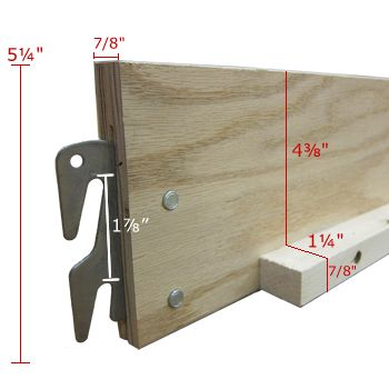 Replacement Wood Bed Rails...I need to get or make these for Owen's bed.