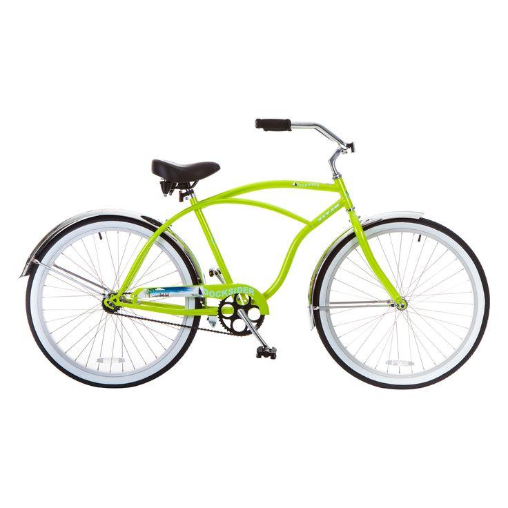 Titan 26 in. Men's Docksider Beach Cruiser Single-Speed Bicycle - 112-9618
