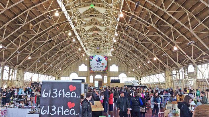 Aberdeen Pavilion - 613Flea (Saturday)