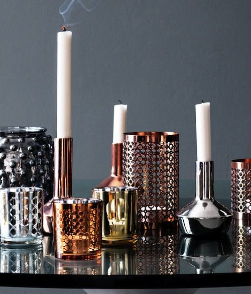 AphroChic: Glam Pieces at H&M Home