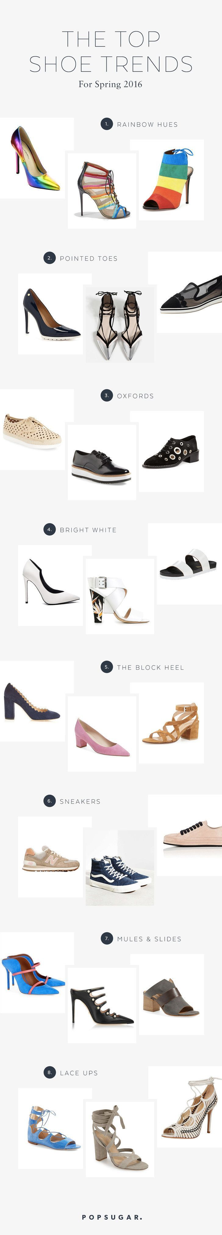 We can't get enough of these stylish Spring shoes!