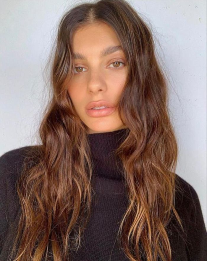 Chestnut Brown Is The Perfect Hair Color For Fall 2019 Perfect