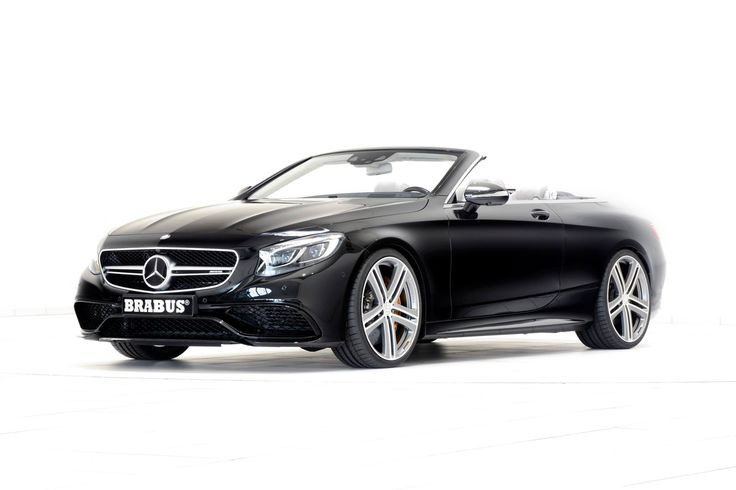 Jeszcze przed nadchodzącym latem poznamy szczegóły zestawu modyfikacji Brabus dla Mercedesa-AMG S 63 Cabriolet. Już teraz możemy jednak zaprezentować pierwsze zdjęcia!  Aby powoli stopniować emocje, Brabus zaprezentował póki co czarne S 63 wyposażone w zestaw 22 calowych felg. Trzeba przyznać, że te pasują do luksusowego cabrio idealnie!  Informacje o pełnym zestawie modyfikacji pojawią się już niedługo, lecz pewne jest, że będą silnie nawiązywały do tych z wersji Coupe. Będzie więc mnóstwo…