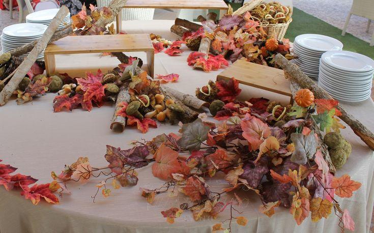 Eventi autunnali in Villa. Offerte matrimoni d'autunno