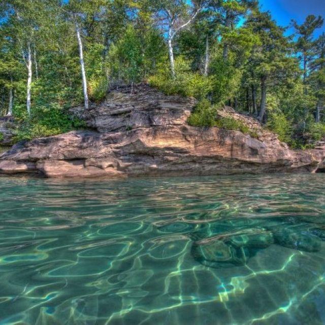 Michigan Upper Peninsula..