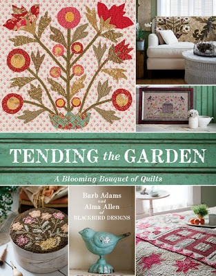 459 best quilts blackbird designs images on pinterest for Tending the garden blackbird designs
