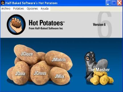 Ejercicios con Hot Potatoes