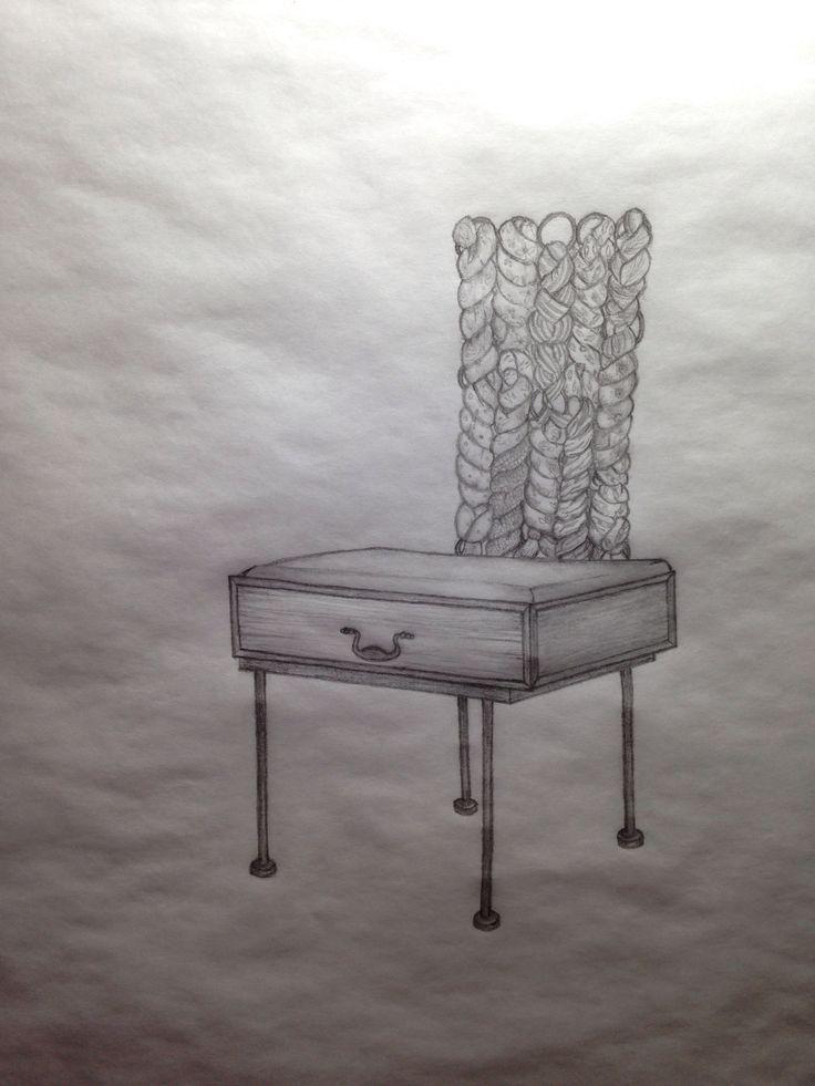 Scarf Collectoru0027s Chair Own Design 21 best