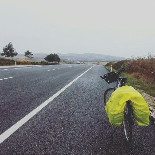 Just ride. Çanakkale :)