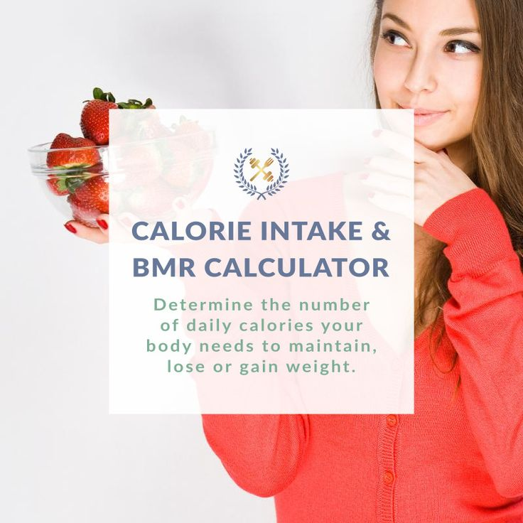 bmr weight loss calories to maintain