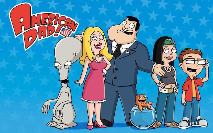 #NewSlot | The American Dad online slot is finally here! Spin the reels at top Playtech casinos.