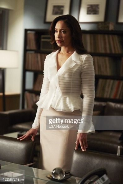 Gina Torres as Jessica Pearson --