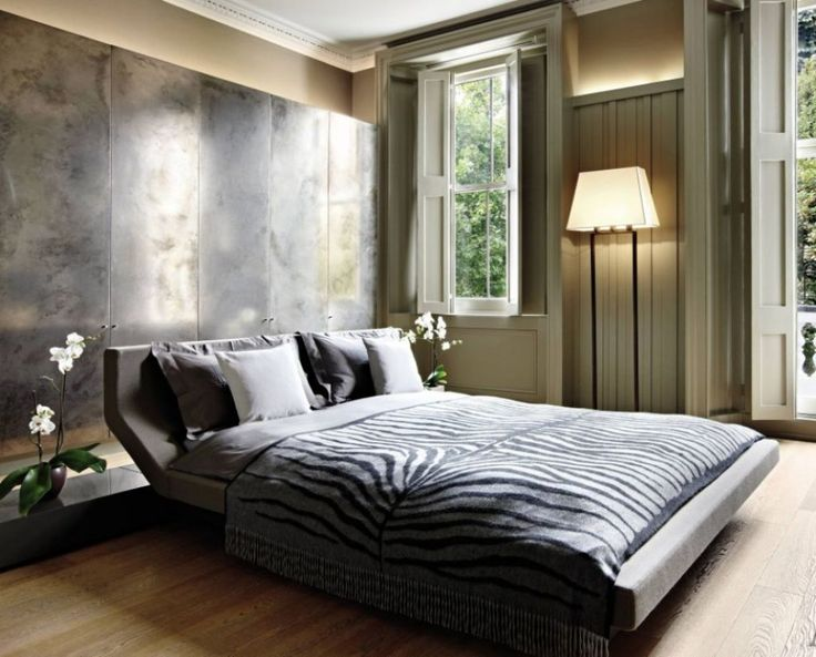 Clean And Sleek Contemporary Bedroom Style