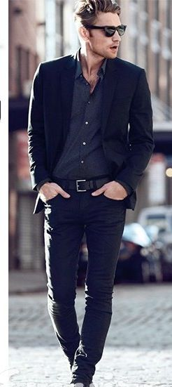 Charlie's Outfit for First meeting Lydia - he would ditch the jacket and roll up the sleeves thoigh