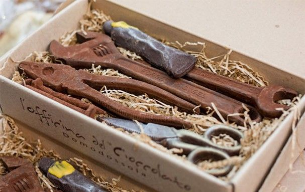 creatieve-chocolade-sculpturen Chocolade-ART
