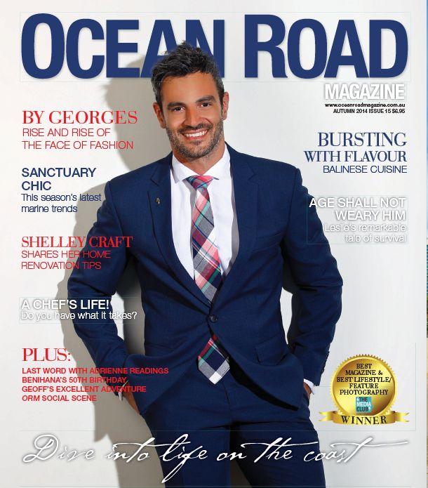 Georges Antoni for Ocean Road Magazine Autumn 2014