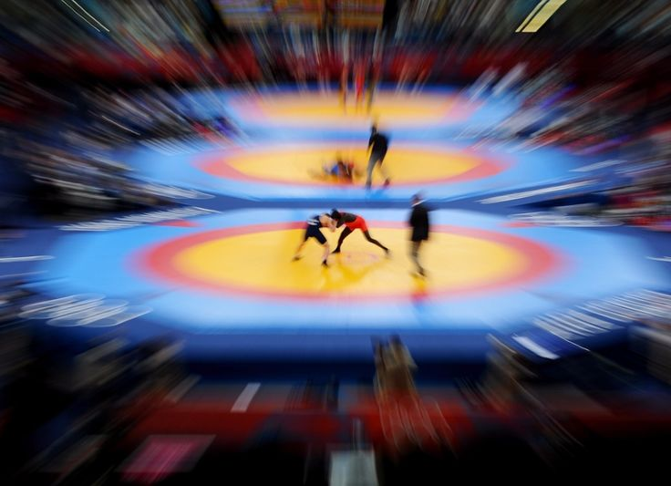 A fascinating mix of primal hand-to-hand combat and complex tactics, wrestling has been in the Games since Athens 1896. There are two disciplines: freestyle, with six different events for men and women, and Greco-Roman, only for men.