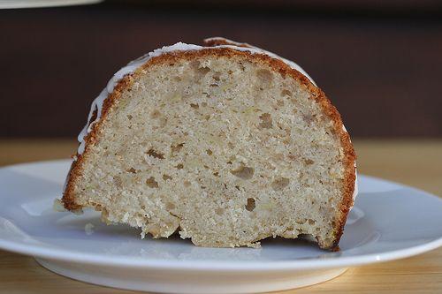 Donna Hay's Banana Cake; nice alternative to banana bread.