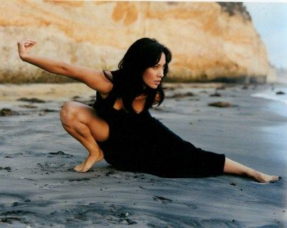 Jeet Kune Do practioner, Diana Inosanto