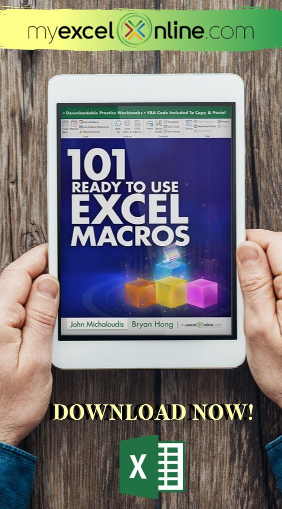 Access 101 Ready To Use Macros with VBA Code which your